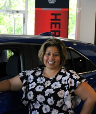 Title Clerk Jackie Javier in Office & Support Team at Oakes Mitsubishi
