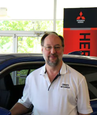 Accounting David Fries in Office & Support Team at Oakes Mitsubishi