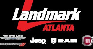 Landmark Chrysler Dodge Jeep Ram FIAT of Atlanta Logo Main