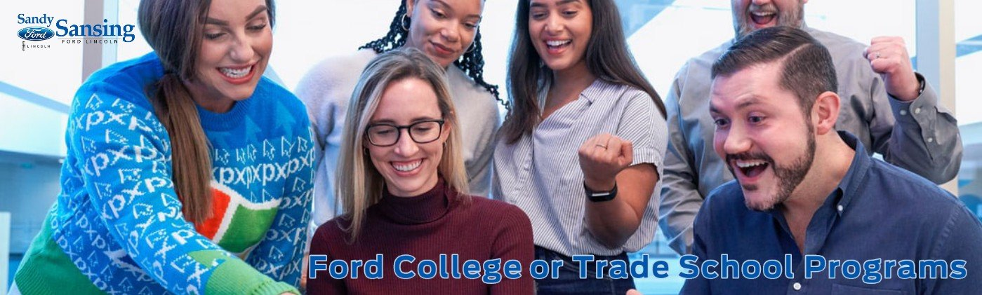 Sandy Sansing Ford College and Trade School