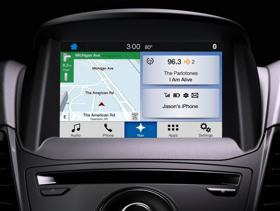 sync with myford touch