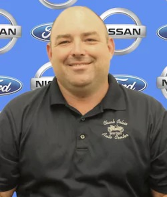 Sales Consultant Jason Johnson in Sales at Chuck Colvin Ford