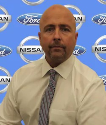 General Sales Manager Rich Germunson in Sales at Chuck Colvin Ford