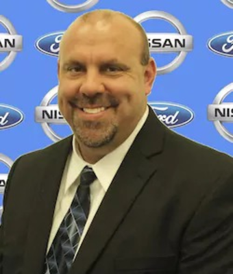Owner - General Manger Gary Edwards in Management at Chuck Colvin Ford