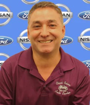 Sales Consultant Rod Lundeen in Sales at Chuck Colvin Ford