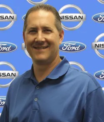 Fixed Operations Director Cooper Smith in Management at Chuck Colvin Ford