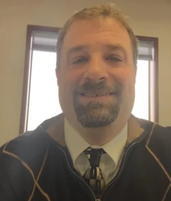 Sales Manager Dave Hoover in Sales at Chuck Colvin Ford