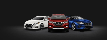 Used Nissan models available at Hudson Nissan of North Charleston