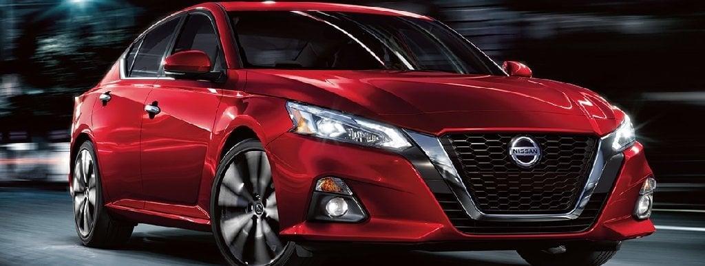 2021 Nissan Altima available at Hudson Nissan of North Charleston