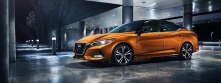 2021 Nissan Sentra Available at Hudson Nissan of North Charleston
