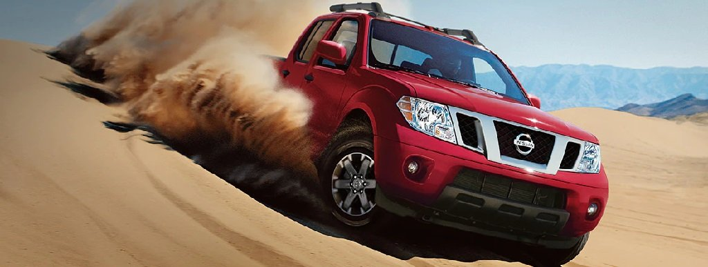 Nissan Frontier available at Hudson Nissan of North Charleston