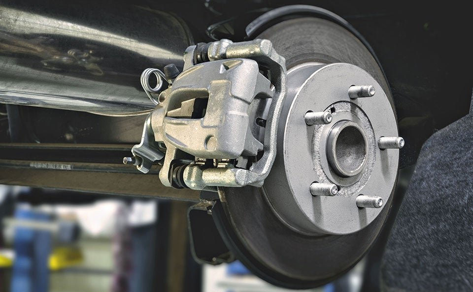Coupon for Brake Special $159 Nissan Genuine Front or Rear Brake pad replacement.