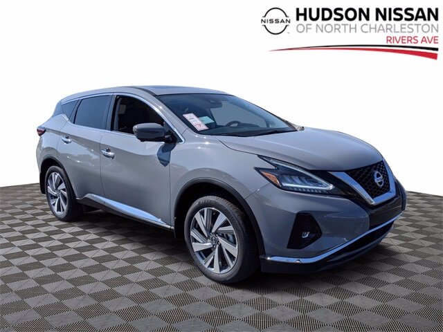 Lease this 2021, Gray, Nissan, Murano, SL