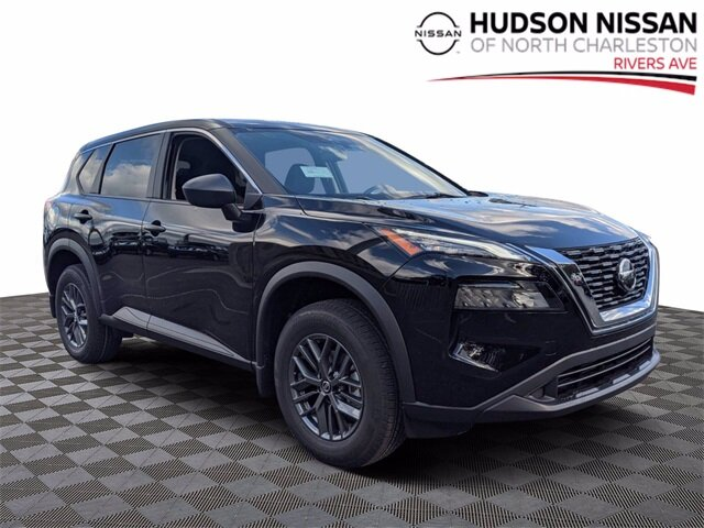 Lease this 2021, Black, Nissan, Rogue, S