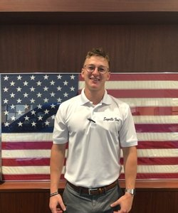 Sales Consultant Ryan MacDonell in Staff at Sayville Ford