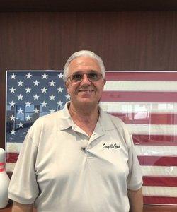 Sales Consultant Tony Aiello in Staff at Sayville Ford