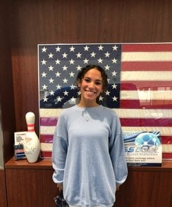 Sales Receptionist Gianna Posimato in Staff at Sayville Ford
