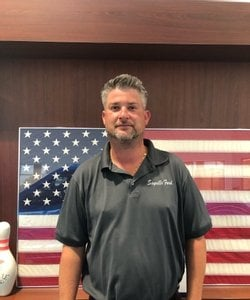 Sales Consultant Ryan Devereux in Staff at Sayville Ford