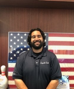 Sales Consultant Jesse Gleberman in Staff at Sayville Ford