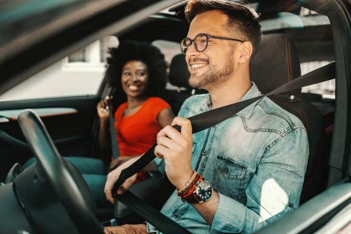 Drive home happy in your certified pre-owned vehicle from Hawkinson Nissan.