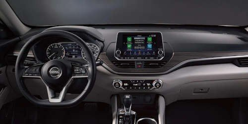 An interior that's crafted for your touch