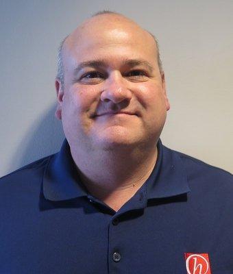 Marketing Director David Patuto in Management at Hawkinson Nissan