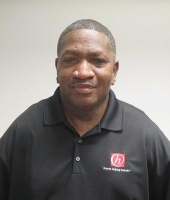 Sales Consulant Darryl Lee in Sales at Hawkinson Nissan
