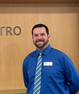 Senior Product Specialist Kristofer Shaulis in Sales Department at Astro Ford