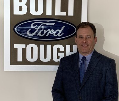 General Manager Miles Culbertson in Sales at Astro Ford