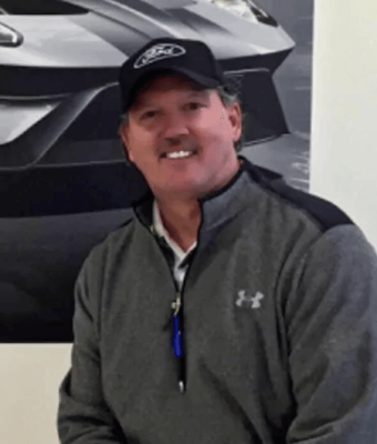 "Senior Product Specialist Nathan ""Bud"" Stringer in Sales at Astro Ford"