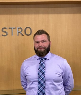 Floor Manager Dylan Heflin in Sales Department at Astro Ford