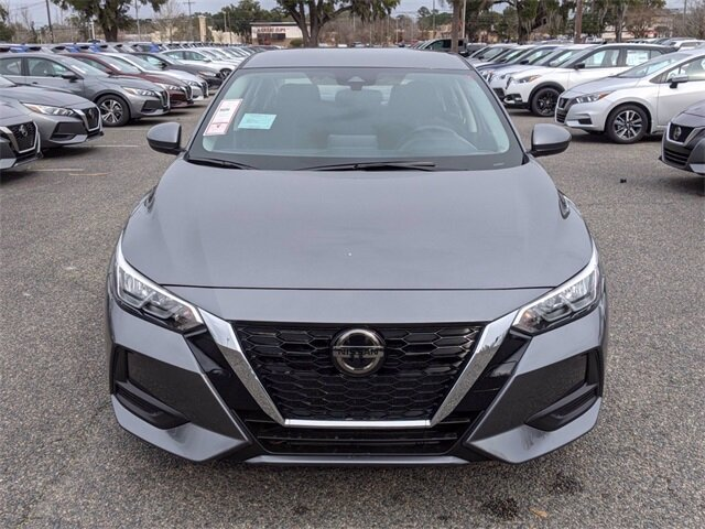 Lease this 2021, Gray, Nissan, Sentra, SV