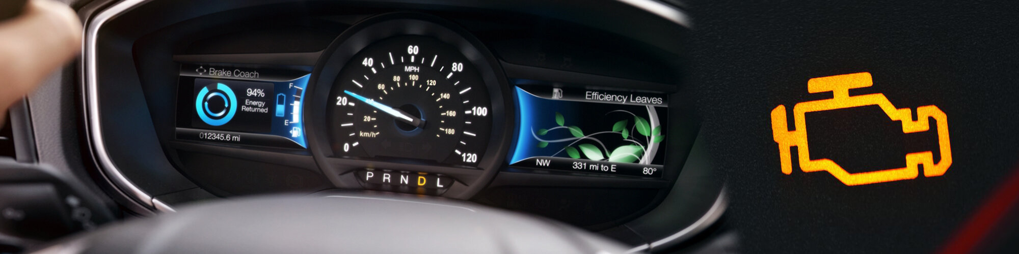 What Does The Ford F-150 Check Engine Light Mean