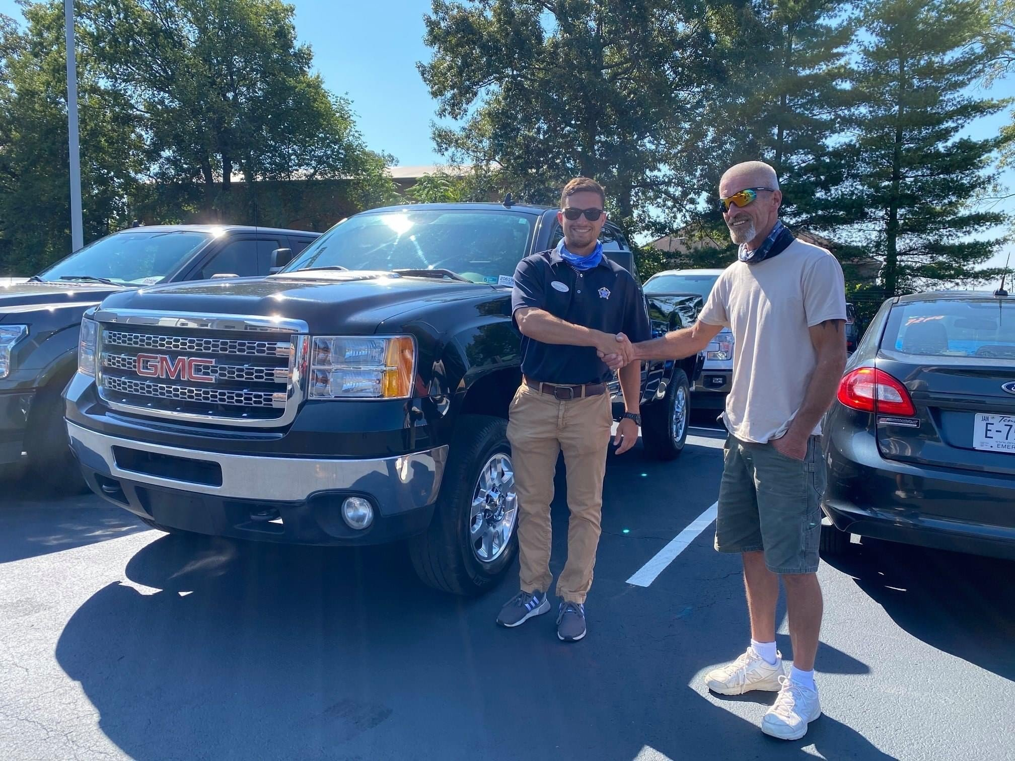 Buying a F250 At marshal mize in Hixson TN, Chattanooga's top rated ford dealership