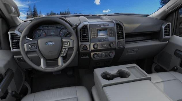 2021 Ford Super Duty F-450 Interior