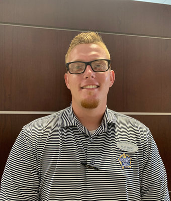 Sales Associate Beau Brown in Sales at Marshal Mize Ford