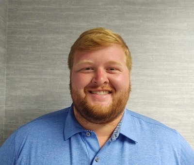 Sales Associate Zach Stewart in Sales at Marshal Mize Ford