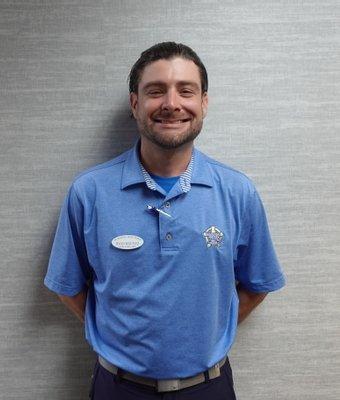 Sales Associate Ryan Kountz in Sales at Marshal Mize Ford