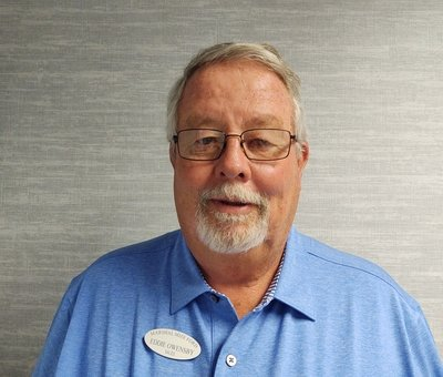 Sales Associate Eddie Owensby in Sales at Marshal Mize Ford