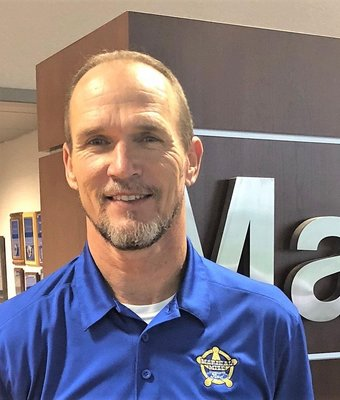 Collision Shop Manager John Gray in Service/Parts/Collision at Marshal Mize Ford