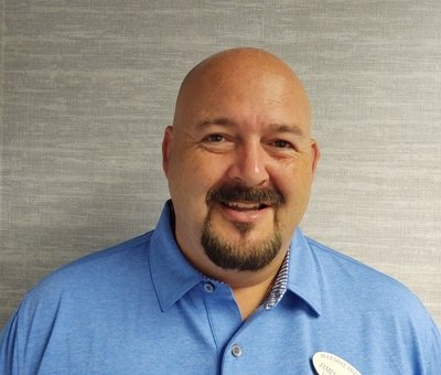 Sales Associate James Harrison in Sales at Marshal Mize Ford