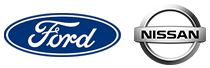 Ford and Nissan Logo