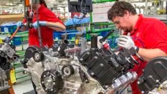 titan engine assembly