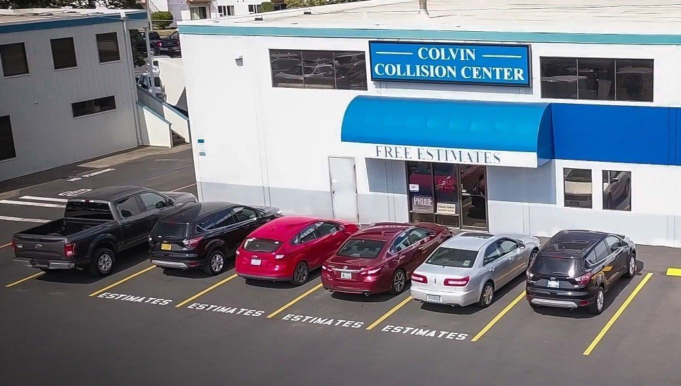 Chuck Colvin Nissan collision center