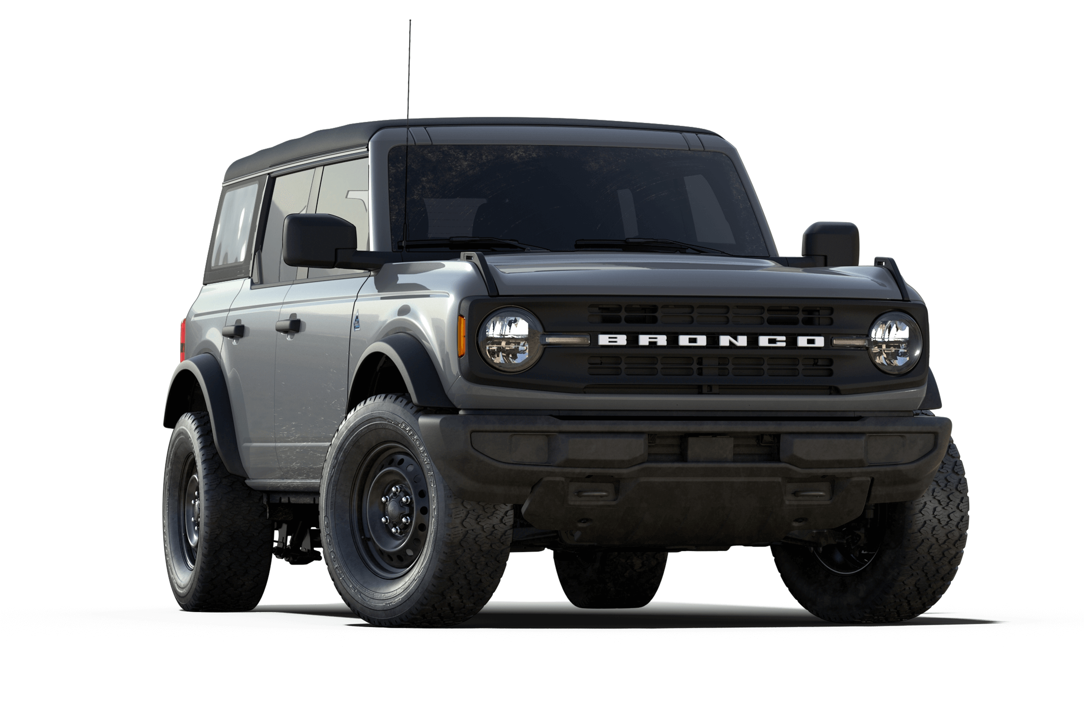 bronco black diamond trim
