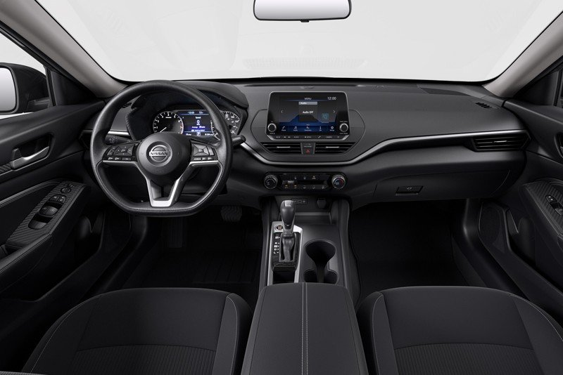 2020 nissan altima charcoal grey interior