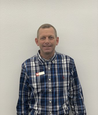 Sales Consultant Fred McAdms in Sales Team at Chuck Colvin Ford Nissan