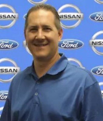 Fixed Operations Director Cooper Smith in Management Team at Chuck Colvin Ford Nissan