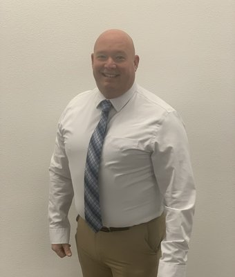 Sales Consultant Tim Richardson in Sales Team at Chuck Colvin Ford Nissan