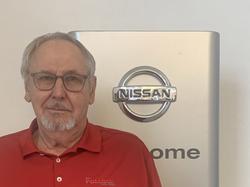 Reception - Cashier Frank Porzucek in Sales at Ken Pollock Nissan
